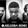 Download Wizkid Ft. Drake And Skepta - Ojuelegba (Remix)@Afrosection Mp3