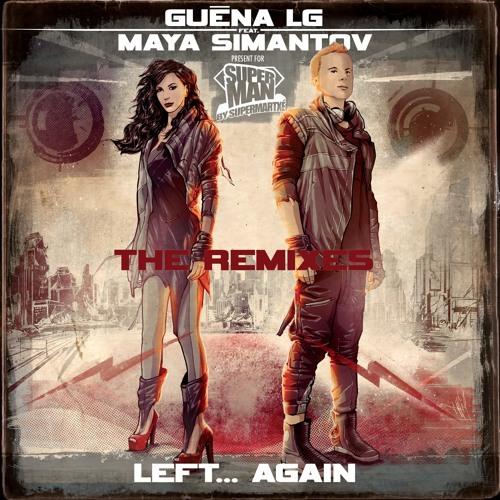 Guena LG feat Maya Simantov - Left Again ( Luque & Thiago Remix ) preview