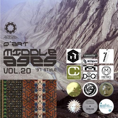 DJ Q^ART - Middle Ages ('97 Style) Vol. 20