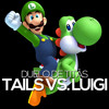 Tails VS. Luigi | Duelo de Titãs