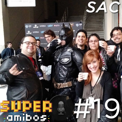 SAC 19 - As Aventuras de Jone na WB Games Summit 2015 (com Marcelo Guaxinim)