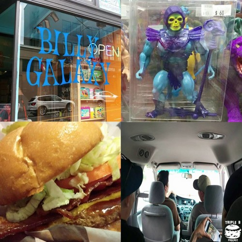 Episode 10 - Galaxy Heartbeats (Hey Yo Billy) with Onry Ozzborn & Max Graves (07 - 11 - 15)