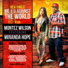 ME AND YOU AGAINST THE WORLD FEAT MIRANDA HOPE (Produced by SF Traxx)