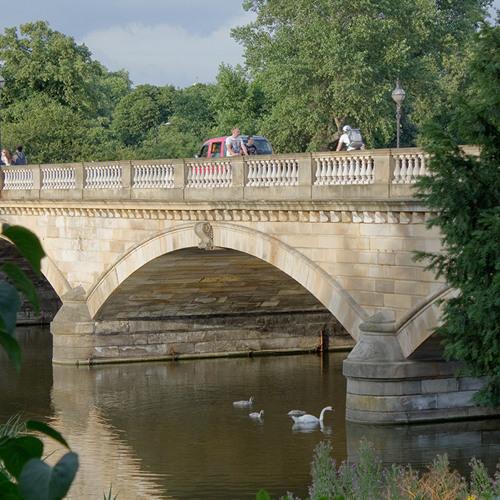 Bridge Commission Audio Walk 10: Evan Calder William, 'The Hinterland'