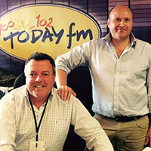 Today FM Phil Cawley and Jeremy from CaminoWays - Group Tours