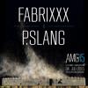 FabrixXx & p.slang @ AMG15 - Closing Generation, Altes Militärgelände Halberstadt, 04.07.2015