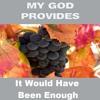 My God Provides Series: It Would Have Been Enough - Bishop David Maldonado