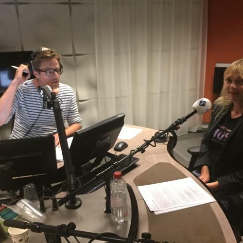 Marjolein Jonker te gast bij Nachtkijkers op NPO Radio 1