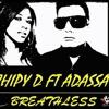 Chipy D Ft - Adassa - Breathless