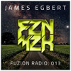 James Egbert: FUZION RADIO #013 mp3
