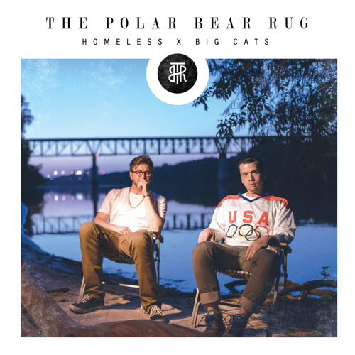 Homeless & Big Cats - The Polar Bear Rug
