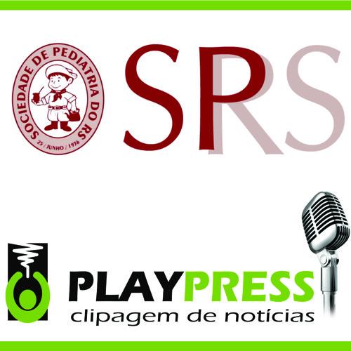 13.07.15 - Sociedade De Pediatria Do RS - Band News No Meio Do Dia - Band News