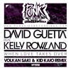 #FT 010 - David Guetta Ft. Kelly Rowland - When Love Takes Over (VOLKAN SAKI & KID KAIO Bootleg)