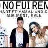 Yo No Fui Remix - Mario Hart FT Mia Mont, Kale, Yamal And George Portada del disco