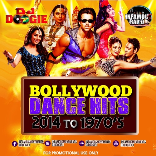 Bollywood Dance Hits Refix by DJ Doogie   Free Listening on