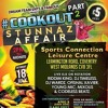 #Cookout Pt 2 Zim Dancehall 2015 mix