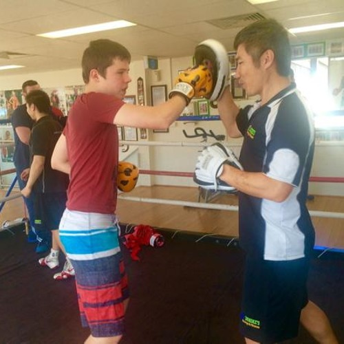 Brisbane boxers helping kids with autism