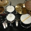 Funky/Groovy Drum Backing Track - 105 bpm