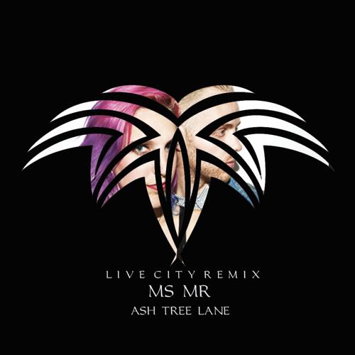 MS MR - Ash Tree Lane (Live City Remix) [Download]