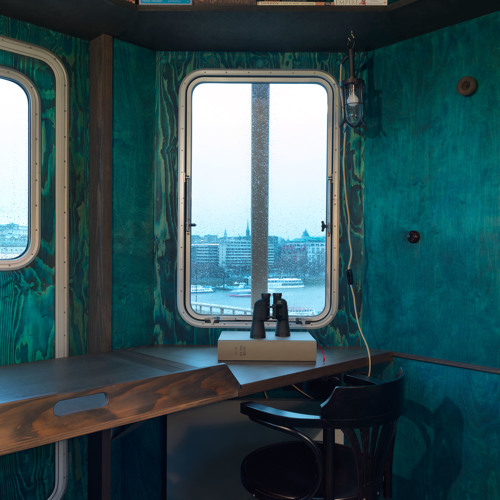 Talk: A London Address — Kamila Shamsie, A Room, With a View, of One's Own