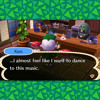 Blue Mountain (in the style of Animal Crossing)