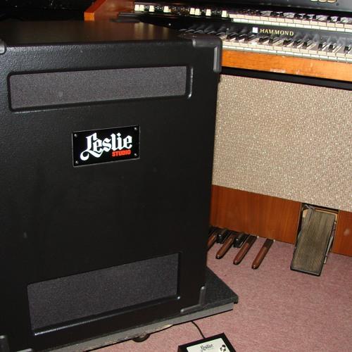 Hammond Leslie Studio 12  w/ Jason Atkins