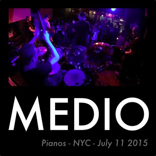 Live @ Pianos 07.11.15
