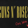 Guns n roses - Civil War guitar re-recording