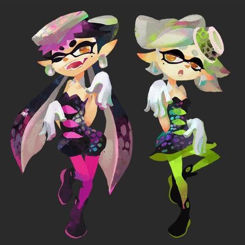 Squid Sisters(Shiokara-Bushi) REMIX - Splatoon