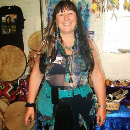 Conversation with Barbara Meiklejohn-Free, author of Sacred Sites Oracle Cards