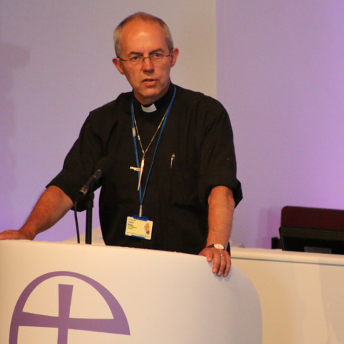 Farewell to Bishop Michael Perham