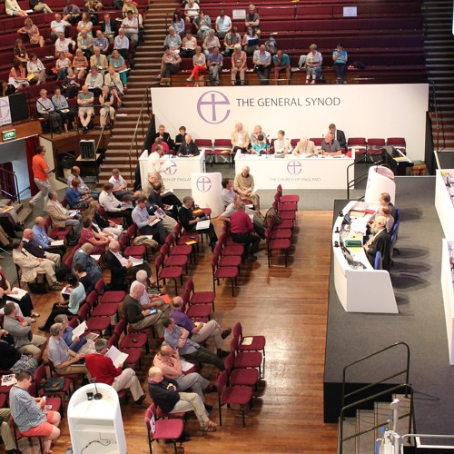 Synod Saturday 11th July - Evening session