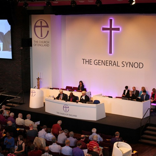 Synod Sunday 12th July - Afternoon session