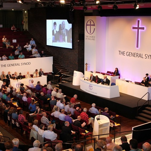 Synod Sunday 12th July - Evening Session