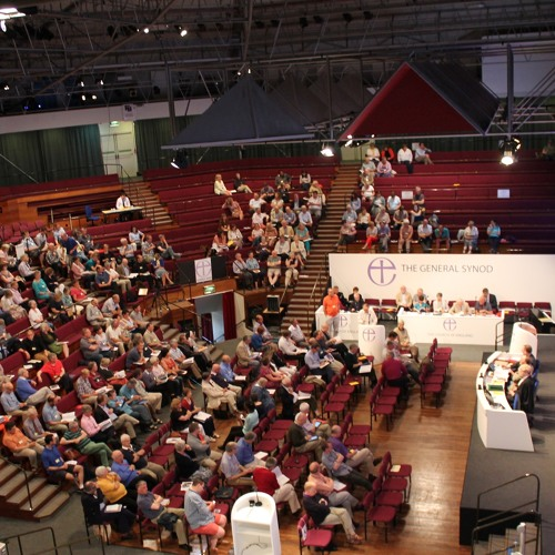 Synod Monday 13th July - Morning Session