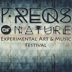 Freqs of Nature 2015 - Relaxperimental stage