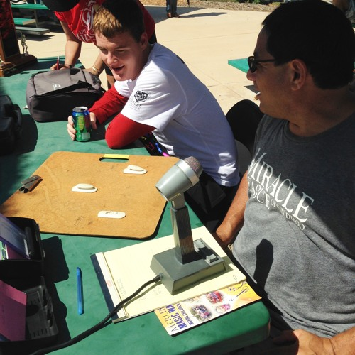 Guest: Ernie Martinez, baseball announcer, Miracle League San Diego