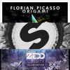 Florian Picasso Vs Martin Garrix Feat. Foxes - Origami Dragon Clarity (PRFLE Mashup)