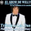 Pídeme la luna (Leo Dan)- EL SHOW DE WILLY Portada del disco