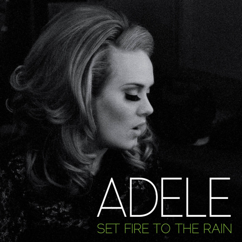 Adele - Set Fire To The Rain (Moonlight Matters remix)