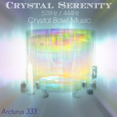 Egyptian Blue Citrine Alchemy 444Hz / 528Hz - Crystal Bowl Healing Music