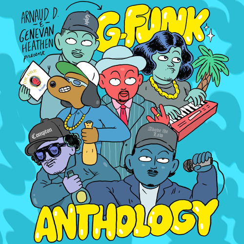 G-FUNK ANTHOLOGY