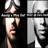 "Aesop Rock x Mos Def ""BEEF x ZERO DARK THIRTY"""