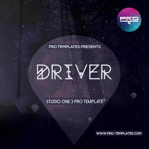 Driver Studio One Pro Template