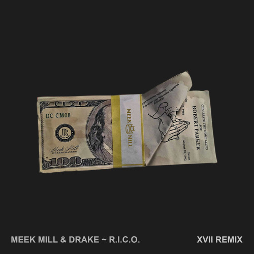 Meek mill & drake ~ r. I. C. O. (xvii remix) by vincent free.