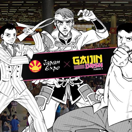 Gaijin Dash spécial Japan Expo