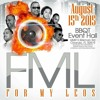 FML- For My Leos Promo CD by DJ Devious