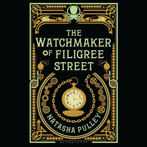 The Watchmaker of Filigree Street by Natasha Pulley, Narrated by Thomas Judd