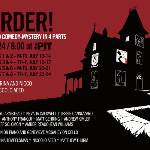 MURDER! Episode 1: An Invitation