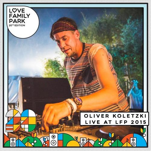 Oliver Koletzki - Love Family Park 2015